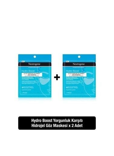 Neutrogena Hydro Boost Yorgunluk Karşıtı Hidrojel Göz Maskesi X2 Renksiz